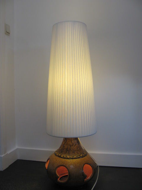 Unknown designer for herda fat lava floor lamp catawiki unknown designer for herda fat lava floor lamp aloadofball Image collections
