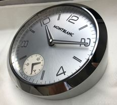 Montblanc - Dual Time Table Clock - 102375 - Unisex - 2011-present