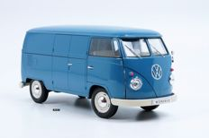 Welly - Scale 1/18 - Volkswagen T1 Bus 1963 - Blue
