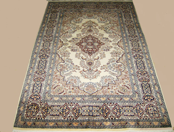 Perfect recent manufacture kirman size 220x140