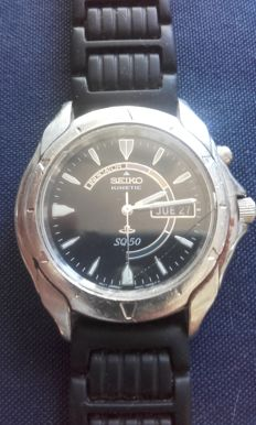 Seiko - Kinetic SQ 50 - 598773 - Uomo - 1990-1999