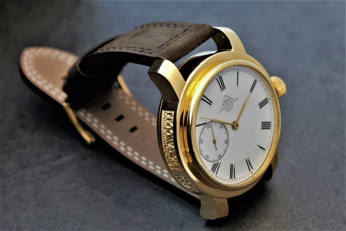 Dent - Chronometer Zodiac  Limited Edition Only One 01/01 - Uomo - 1850-1900
