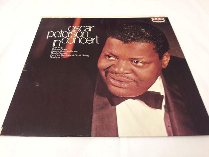 Lot of 10 Jazz LP Album - 3x Oscar Peterson, 3x Erroll Garner, Chet Baker, Sidney Bechet, Dexter Gordon, Duke Ellington (132)