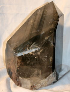 Beautiful giant Phantom Quartz / Chlorite Rock-crystal point - 230 x 170 x 150 mm - 6.6 kg
