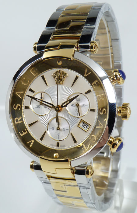 4dace1a716 Versace watch - Rêvive - men's - Chrono - Swiss Made - new - Catawiki