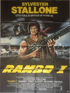 Anonymous - Rambo (Sylvester Stallone) - 1986