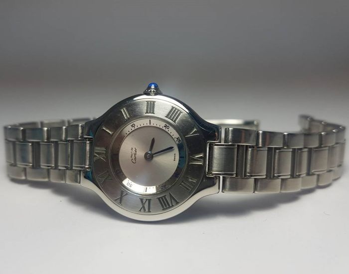 0c1e8f225eaa Cartier - 21 Must de Cartier - 1340 - Women - 2000-2010 - Catawiki
