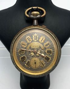 Goliath Railway Regulator pocket watch - France - ca. 1900