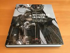 Collection of 3 motorcycle books