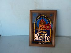 Illuminated advertising sign for Leffe - 1985