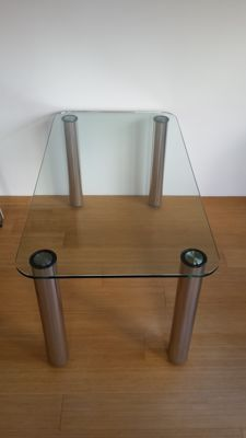 Marco Zanuso for Zanotta - 2530 Marcuso diningtable