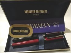 2 Waterman fountain pens