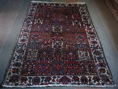 Old BAKHTIAR, Iranian, hand knotted, good condition, 200x150 cm