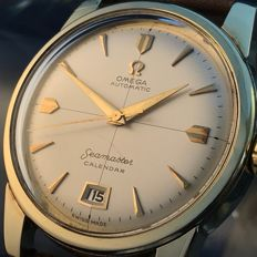 Omega - Seamaster Calendar - Men's wristwatch - Automatic - 1954