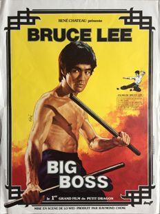Mascii - Big Boss (Bruce Lee) - 1971