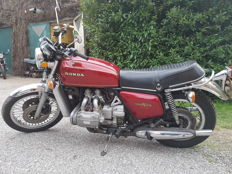 Honda - GL 1000cc Goldwing - 1975