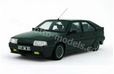Otto Mobile - Schaal 1/18 - Citroen BX 16s - Green - Limited Edition 1.250 pieces
