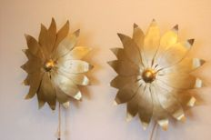 Designer unknown - Set of wall lights