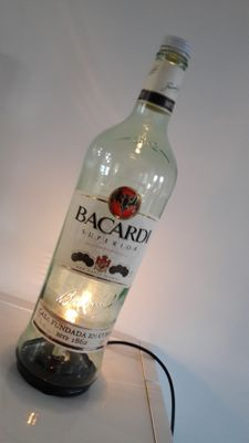 Bacardi superior design lamp