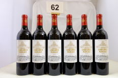 2012 Chateau Labegorce, Margaux, France - 6 Bottles.