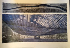 Christo - Over The River VIII, Project for Arkansas River