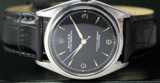 Rolex Oyster Perpetual Half Concealed Automatic Steel Mens Watch Ref. 6084