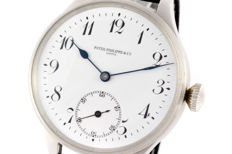 Patek Philippe - unique marriage wristwatch - Herrar - 1850-1900