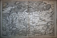 Central & Northern Europe; Hartmann Schedel - Nuremberg Chronicle - 1493