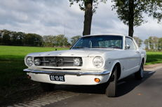Ford - Mustang 260 4,3l 8 cilinder - 1964