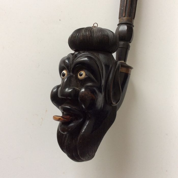 Banter pipe - switzerland - approx 1850