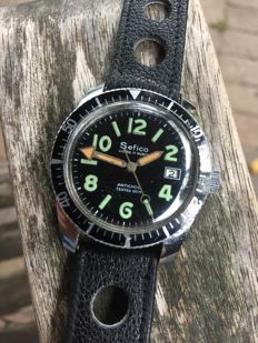 Sefico - Diver's watch - 1970s
