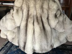 Genuine fox fur from Greenland, Italian tailoring, Italy, 2003