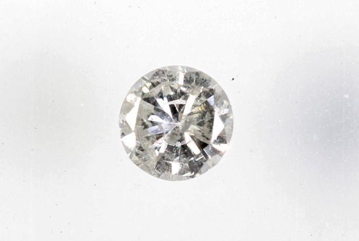 AIG Diamond - 0.10 ct - G, I1 - * NO RESERVE PRICE *