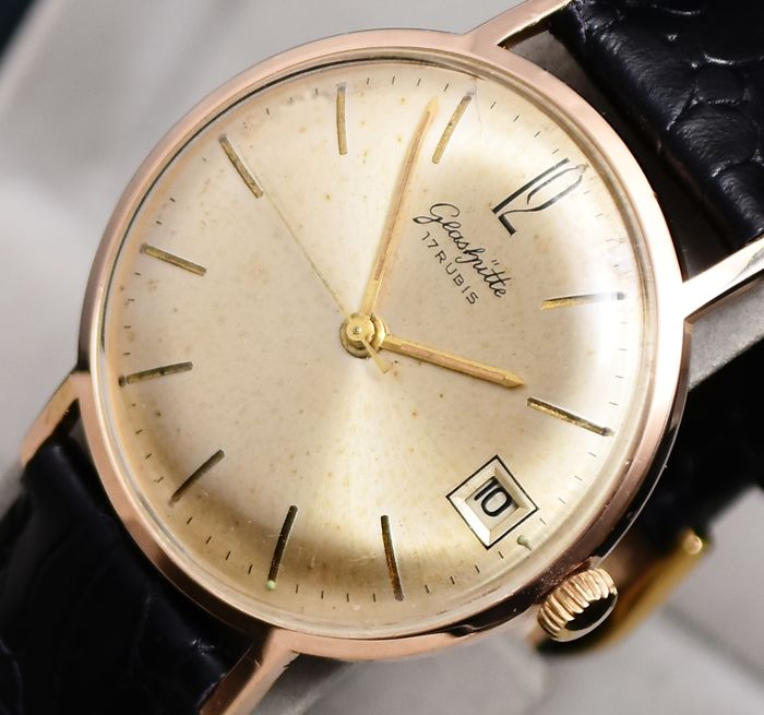 Very Elegant German Wristwatch