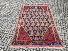 VINTAGE  PERSIAN / IRAN  Malayer Rug   210x135cm -hand knotted