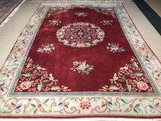Chinese carpet! Very valuable! Investment! Orient carpet / hand-knotted carpet