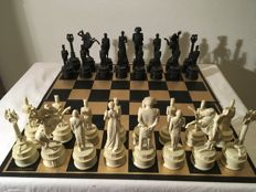 Beautiful chess set Napoleon Bonaparte 1804-1814