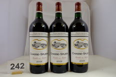 2009 Chateau Chasse-Spleen, Cru Bourgeois Exceptionnel, Moulis-en-Medoc - 3 magnums (150cl)