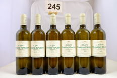 2011, Chateau Chasse-Spleen Blanc, Bordeaux, France - 6 Bottles.