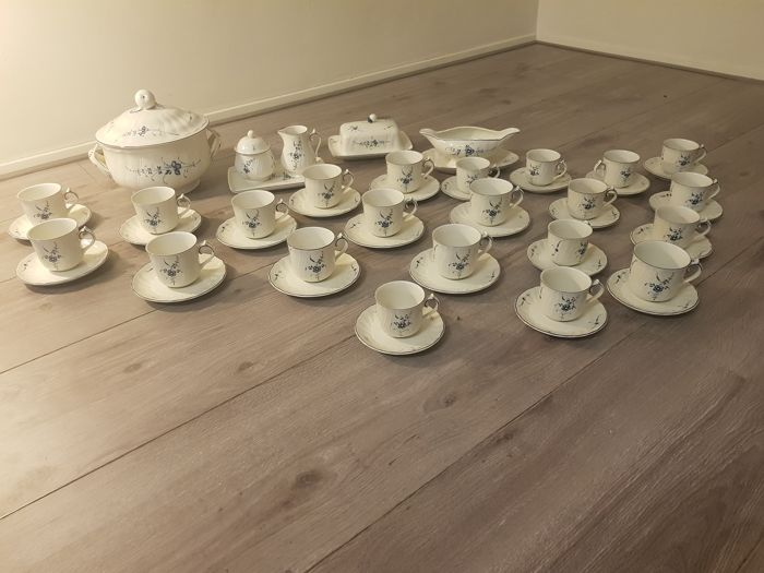Villeroy & Boch - 26 delig servies Vieux Luxembourg