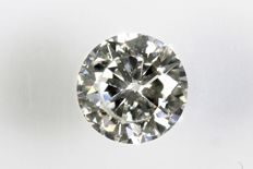 AIG Sealed Diamond - 0.30 ct -H, IF - * NO RESERVE PRICE *