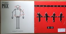Great set of Kraftwerk albums II 2 LP's II Mint in sealing