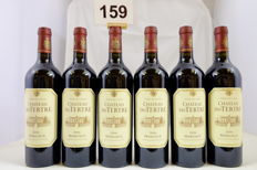 2006 Chateau du Tertre, Margaux, Cinquieme Grand Cru Classe, France, 6 Bottles.
