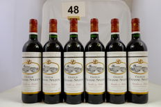 2000 Chateau Chasse-Spleen, Cru Bourgeois Exceptionnel, Moulis-en-Medoc - 6 bottles (75cl)