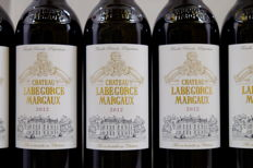 2012, Chateau Labegorce, Margaux, France, 6 Bottles.