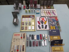 Collection of lighters 20th century