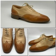 Gravati - Calfskin handmade Men's shoes *** NO RESERVE***