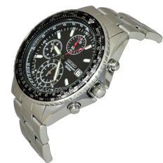 Seiko  Flightmaster Pilot - Slide Rule Chronograph