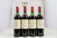 1970 Chateau Branaire-Ducru, Saint-Julien, Quatrieme Grand Cru Classe - 4 bottles (75cl)