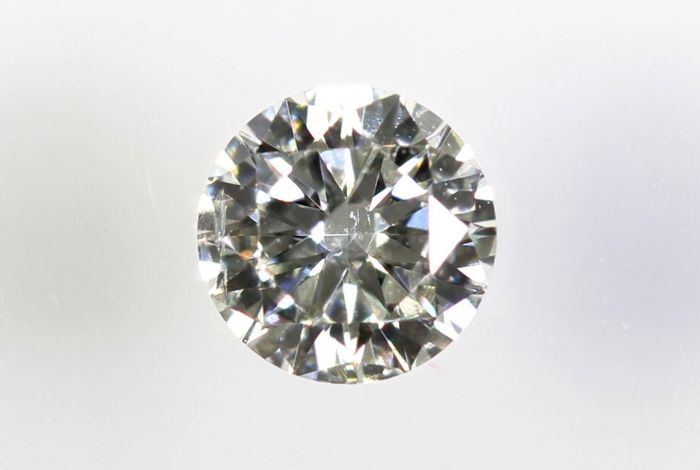 AIG Diamant - 0.19 ct - H, SI2 -  * NO RESERVE PRICE *